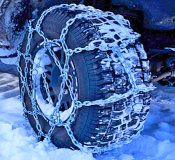 How to Use Snow Chains